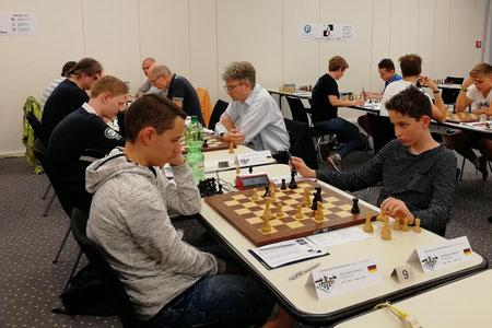 Lüneburger Schachfestival 2018, Popvasilev-Weishäutel