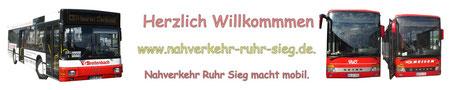 Nahverkehr Ruhr-Sieg von Dennis Wohlgemuth