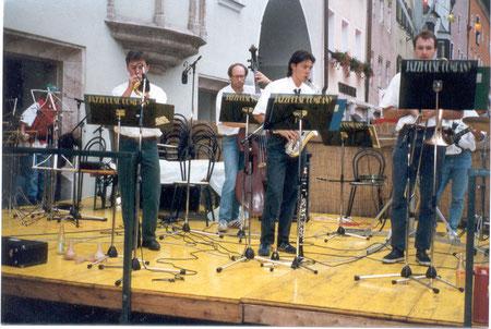 Stadtfest Rattenberg, 1993