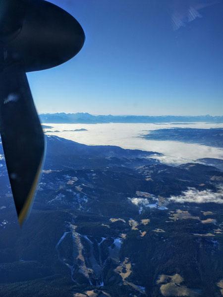 Sarah - Foto 18 - Nebel aus der Vogelperspektive
