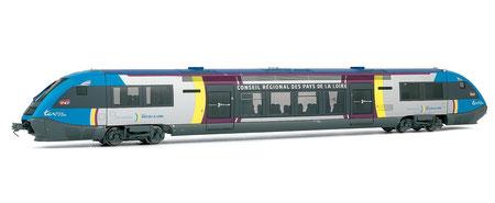 Pièces autorails - TGV JOUEF