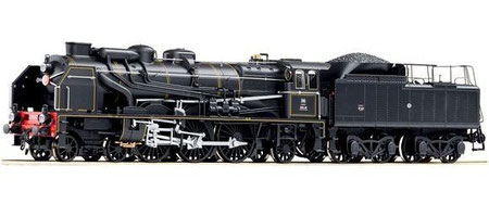 Pièces locomotives vapeur ROCO