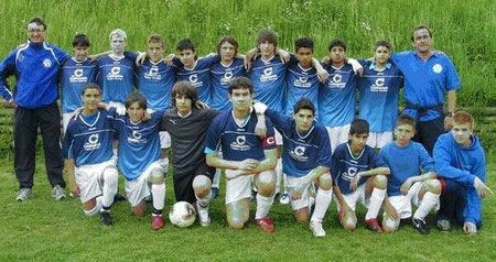 C-Junioren KREISPOKALSIEGER 2009