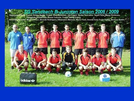 SGS BJ 2008 / 2009