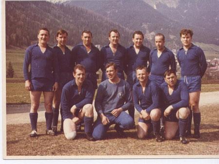 SGS 1te Mannschaft 16.10.1968