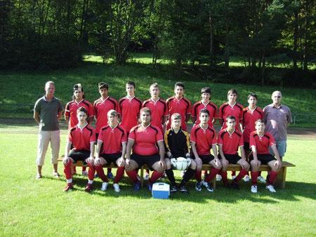 SGS B-Junioren 2007 - 2008