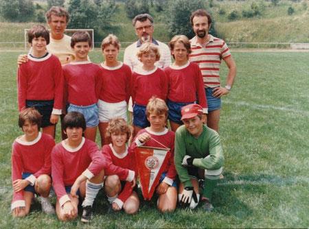 SGS C-Jugend Kleinfeld 1982-1983