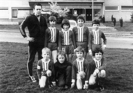 SGS E- oder D-Jugend Kleinfeld ca 1975