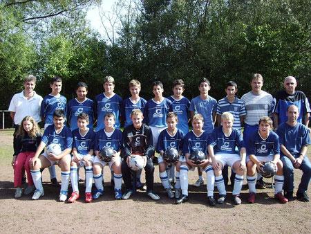 C-Jugend SGS 2006 / 07