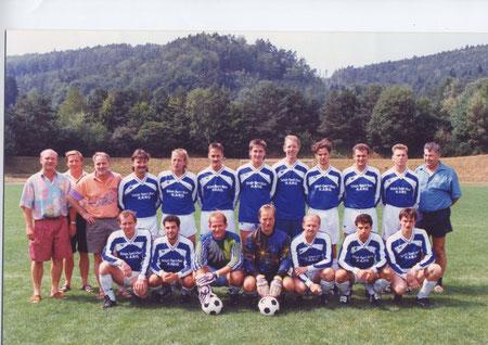 SGS 2.te Mannschaft Saison 1993 - 1994