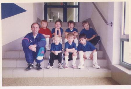 SGS F-Schnupper Halle 1999