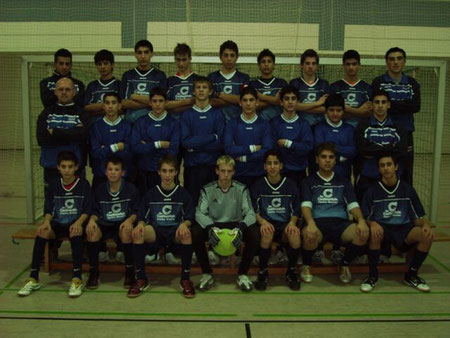 C-Jugend Halle 01 -20.12.05