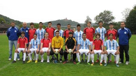 SGS B-Junioren Saison 2011 / 12