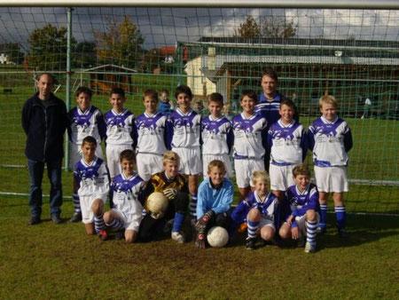 SGS D-Jugend 2004 /05