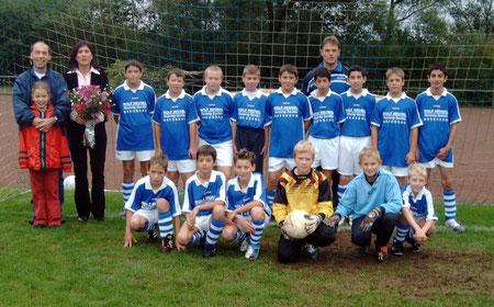 SGS D-Jugend 2004 / 05