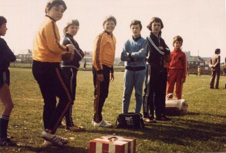 SGS C-Jugend 1974 in Belgien