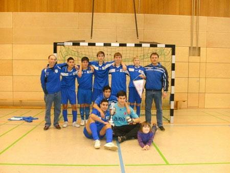 B-Junioren SGS Hallenkreismeister 2010