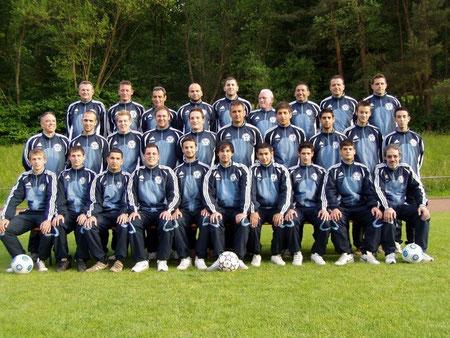 SGS Senioren Aufsteiger Saison 2008-2009