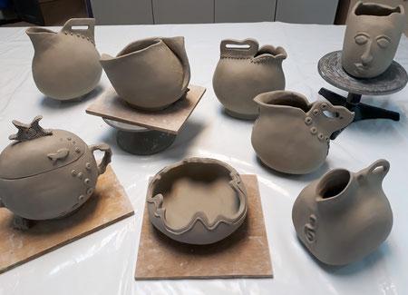 Ceramic art Málaga