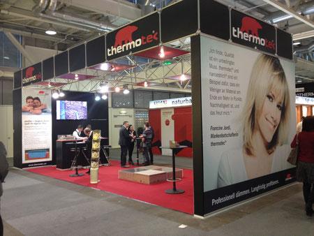 Thermotec an der Swissbau 2014