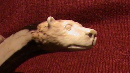 Bärenkopfmesser