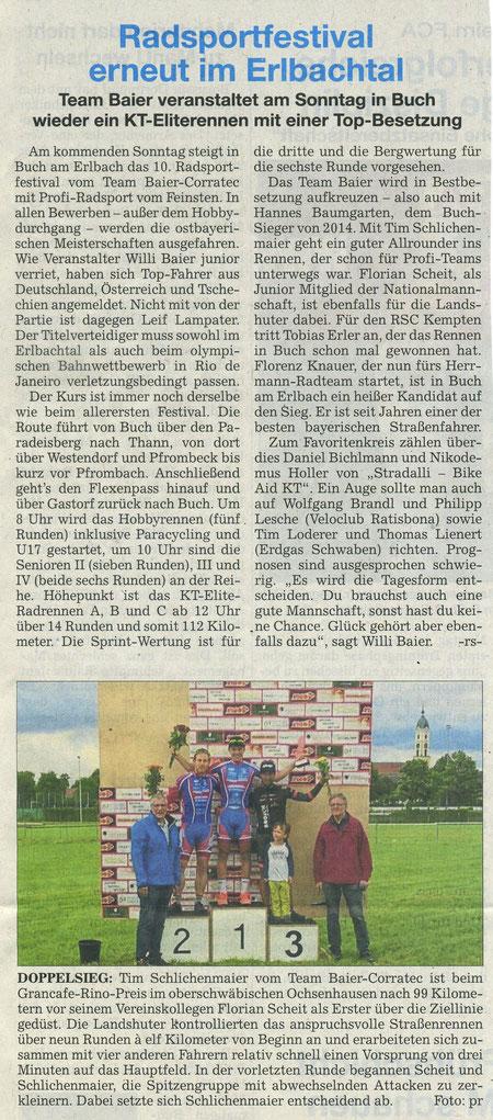 Quelle: Landshuter Zeitung 16.06.2016