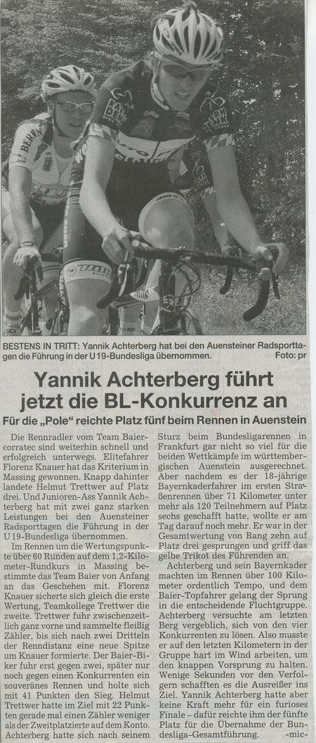 Quelle: Landshuter Zeitung vom 15.06.2012