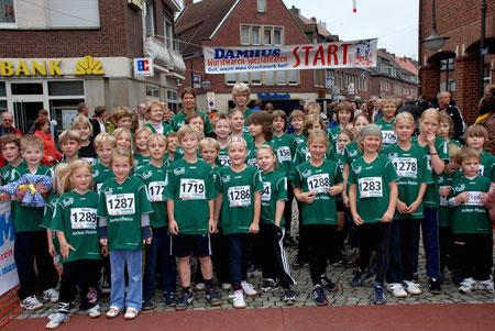 Leichtathleten on Tour