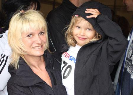Lisa Schwaiger-unsere jüngste LCA Hochschwab Läuferin!