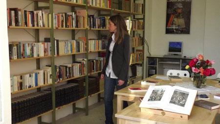 """The librarie """"Internazionale"""" in Bettona"""