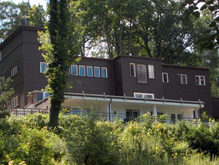 Foto von der Seeseite 2005