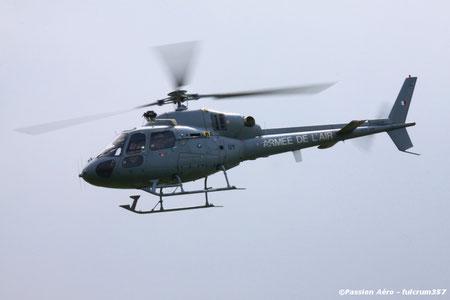 Hélicoptère Fennec Armée de l'Air