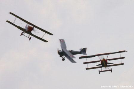 Combats  Aériens 1ère Guerre Mondiale