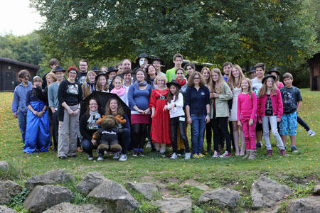 Orchester in Heisterberg 2013