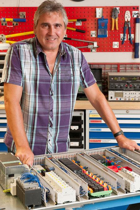 Rainer Tegel führt das Unternehmen seit 1998