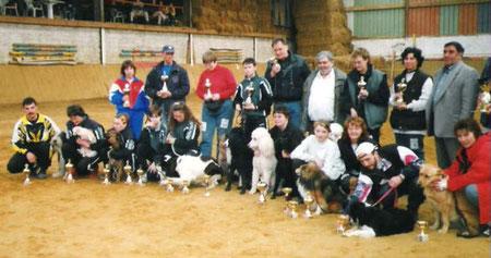 Garnich 1999   alle Sieger