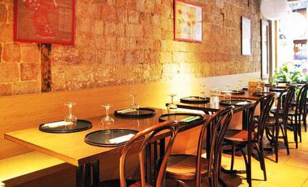 Японская кухня в Барселоне