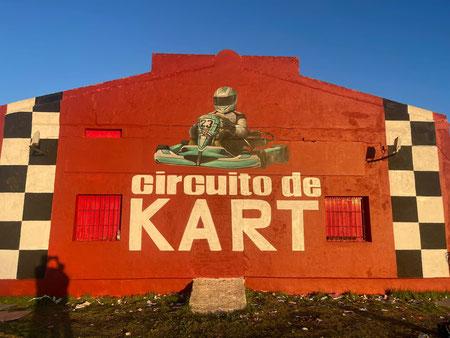 Circuito Karts Conil : Chiclana costa de la luz circuito de kart kartbahn chiclana