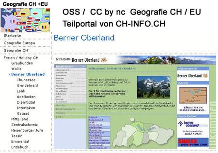 Berner Oberland Infos