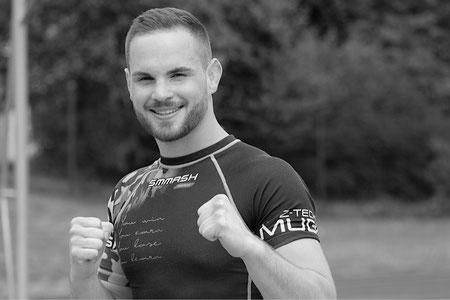Geschäftsführer des Martial Mates Gyms Christian Wagner