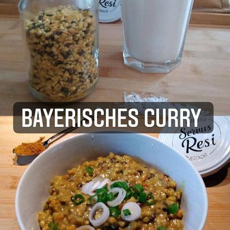Bayerisches Curry