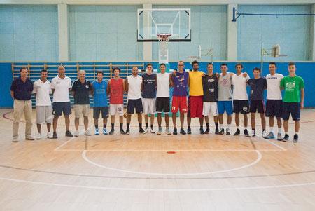 Il gruppo 2013-2014 (foto Paola Trapelli)