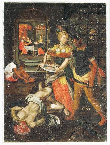 La Porta - Décollation de Saint Jean XVIIè