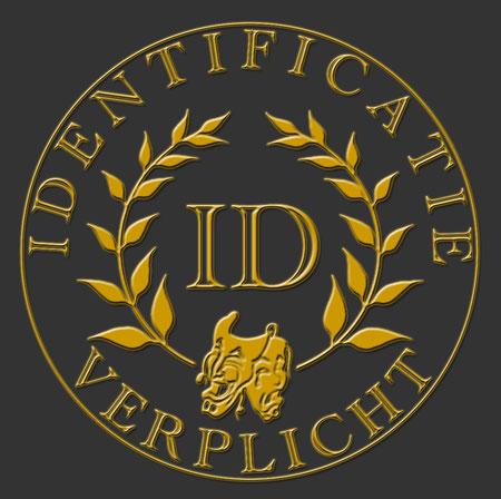 Een kopie van je id op je telefoon en bankpas of ov kaart zijn geen geldige id bewijzen. Een oudere broer zus vriend of vriendin kan niet garant staan voor jou als je minderjarig bent.