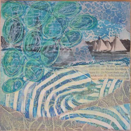 """""""Blauer Wind #2"""""""