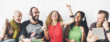 Teambuilding, Teamwork, Creativiteit, Fun, Energiek, Muziek met Company Hit