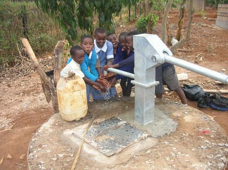 Pozzo per l'acqua
