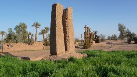 Les portes du désert à Mhamid