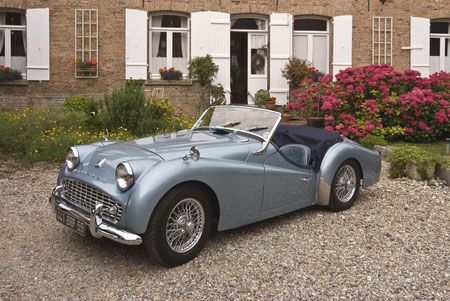 Triumph TR3 A 1960