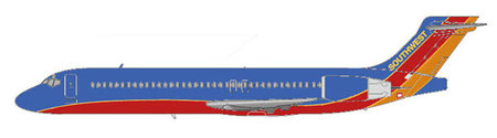 Southwest Airlines Boeing 717/Courtesy: md80design